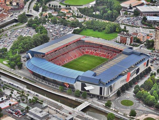 Berbagai Stadion Terbaik dan Tertua di Spanyol